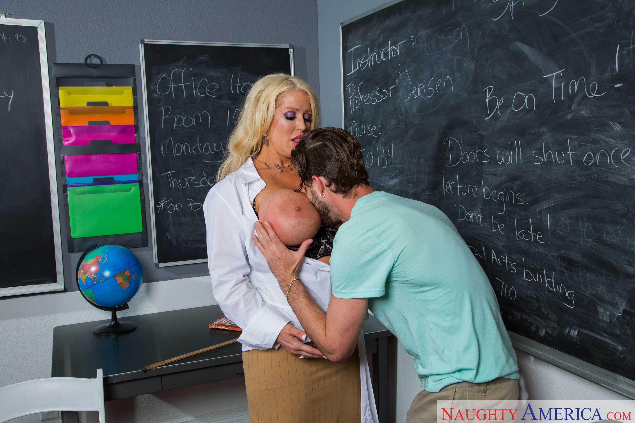 Teacher alura jenson Alura TNT
